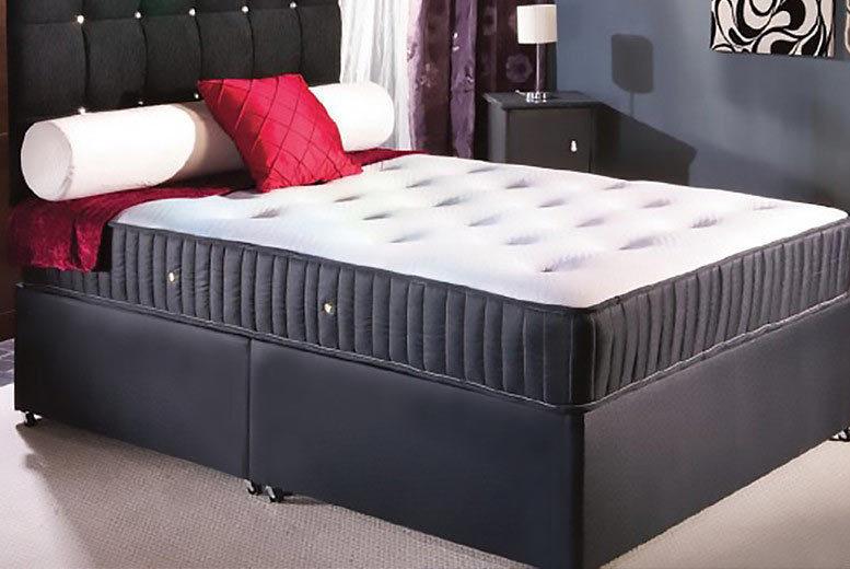 Double Divan Beds