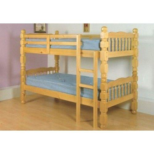 Budget Pine Bunk Bed Frame