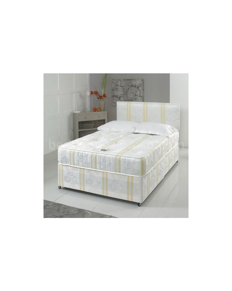 Crown Single Divan Bed Set