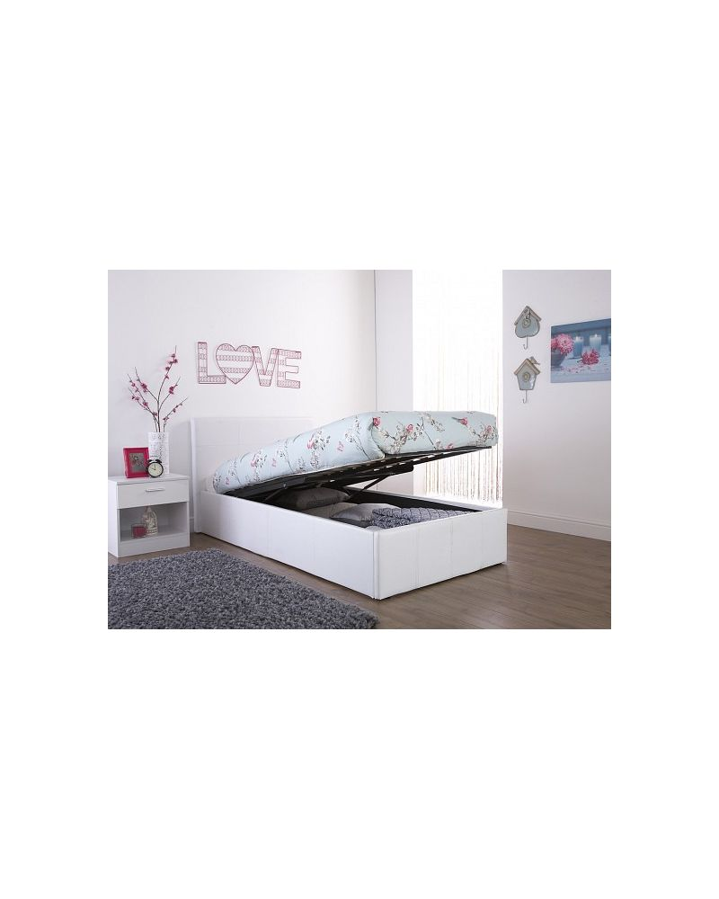 Double End Lift Ottoman Bed Frame