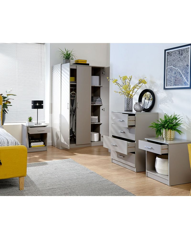 Panama 4 Piece Bedroom Set