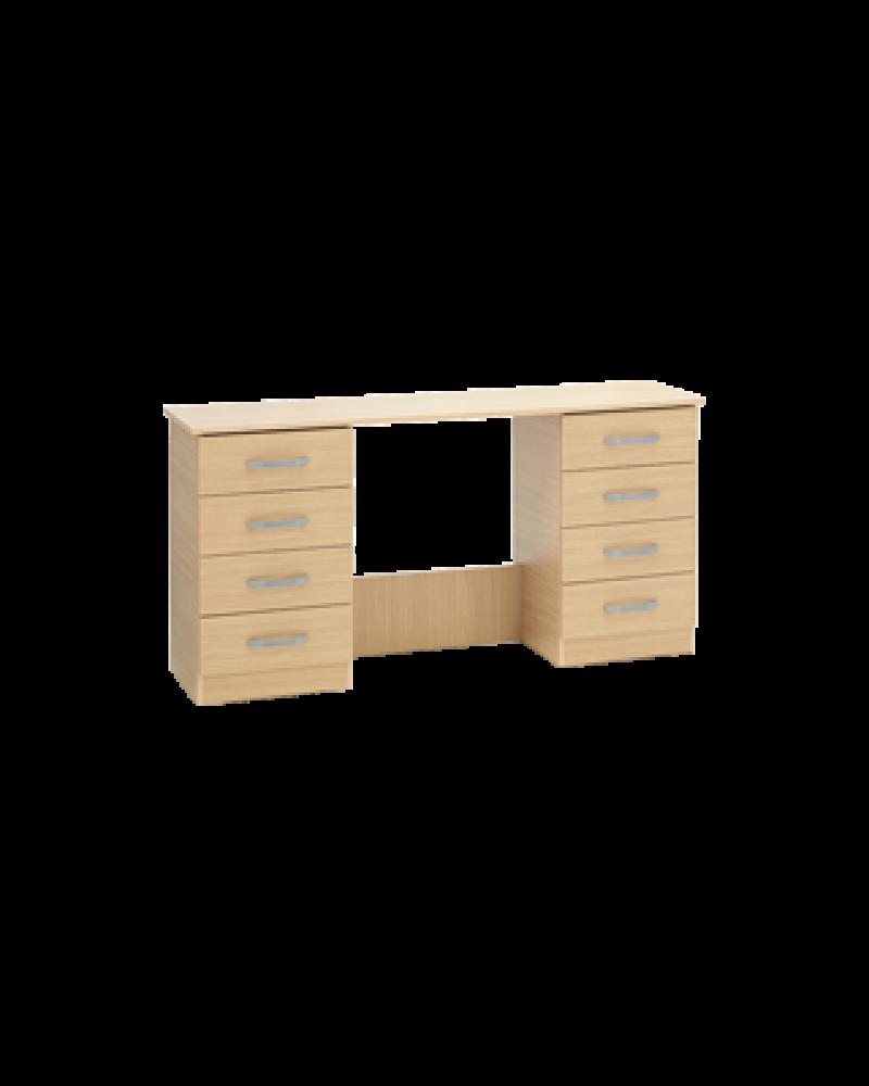 Budget Double Dresser