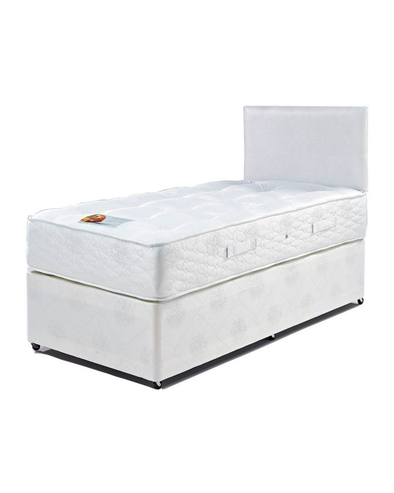Topaz Single Divan Bed Set