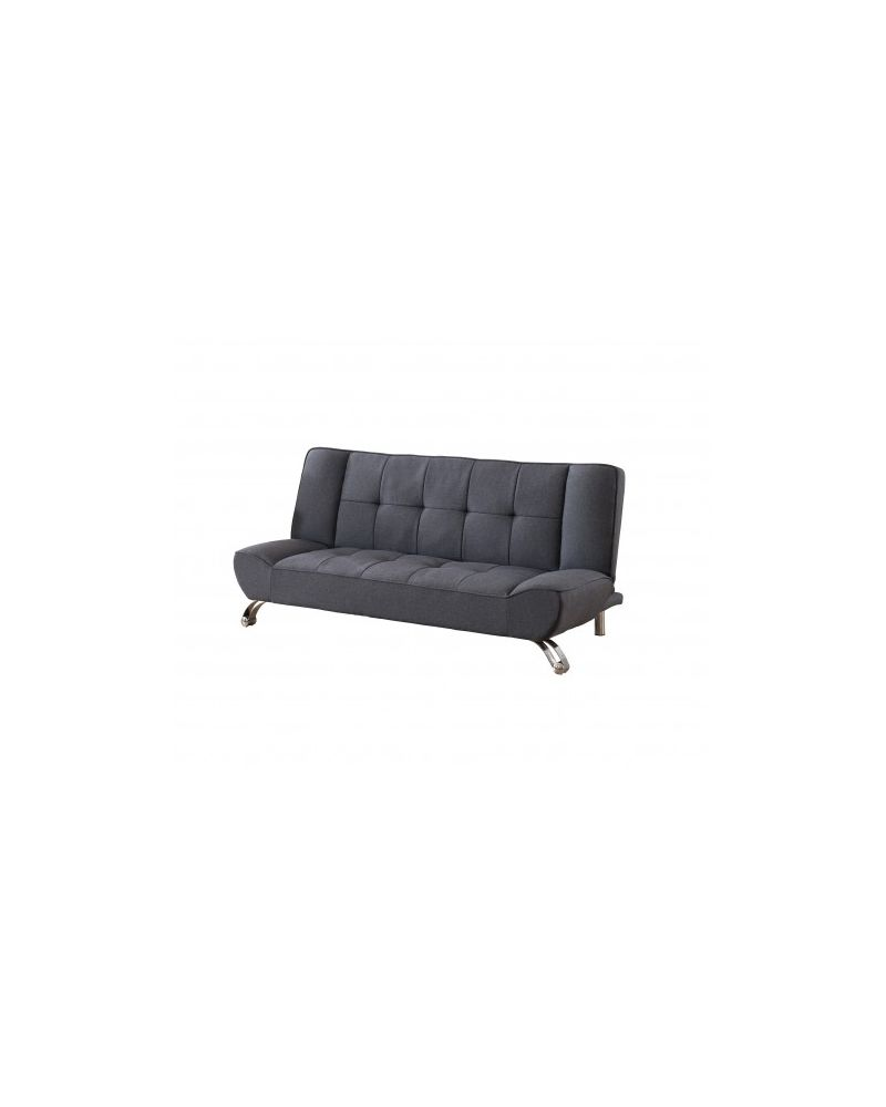 Grey Fabric Vogue Sofa Bed